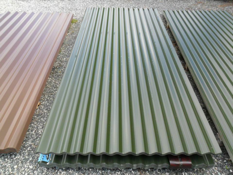 Roofing Sheets Agricultural Roofing And Building Product
