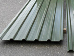 Roofing Sheets Galvanised Steel Box Profile